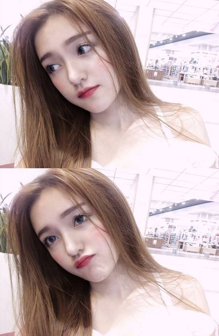 Hotgirl Sai Thanh bi nham la sao Han vi qua xinh xan, ngot ngao - Anh 11