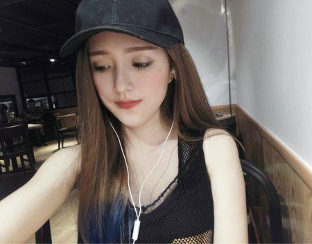 Hotgirl Sai Thanh bi nham la sao Han vi qua xinh xan, ngot ngao - Anh 13