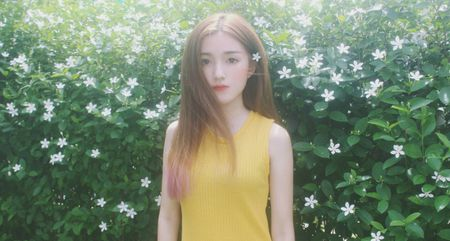 Hotgirl Sai Thanh bi nham la sao Han vi qua xinh xan, ngot ngao - Anh 14