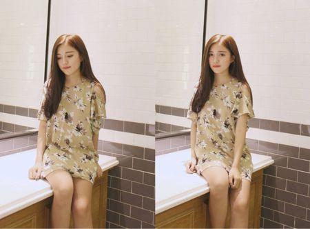 Hotgirl Sai Thanh bi nham la sao Han vi qua xinh xan, ngot ngao - Anh 16