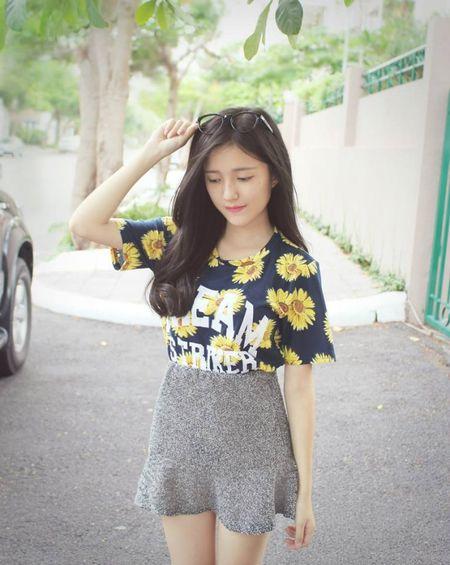Hotgirl Sai Thanh bi nham la sao Han vi qua xinh xan, ngot ngao - Anh 17