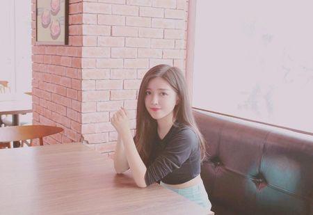Hotgirl Sai Thanh bi nham la sao Han vi qua xinh xan, ngot ngao - Anh 1