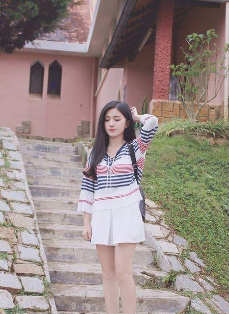Hotgirl Sai Thanh bi nham la sao Han vi qua xinh xan, ngot ngao - Anh 2