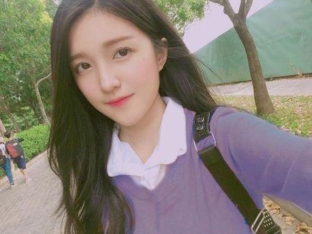 Hotgirl Sai Thanh bi nham la sao Han vi qua xinh xan, ngot ngao - Anh 3