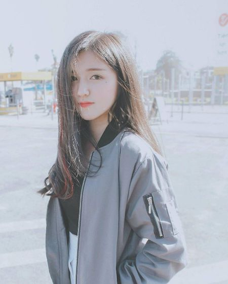 Hotgirl Sai Thanh bi nham la sao Han vi qua xinh xan, ngot ngao - Anh 4