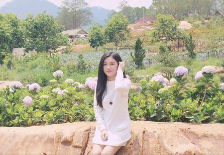 Hotgirl Sai Thanh bi nham la sao Han vi qua xinh xan, ngot ngao - Anh 5
