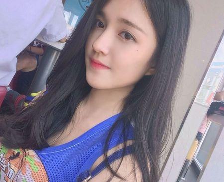 Hotgirl Sai Thanh bi nham la sao Han vi qua xinh xan, ngot ngao - Anh 7