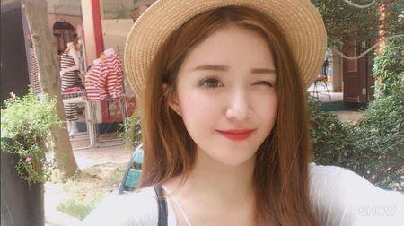 Hotgirl Sai Thanh bi nham la sao Han vi qua xinh xan, ngot ngao - Anh 8