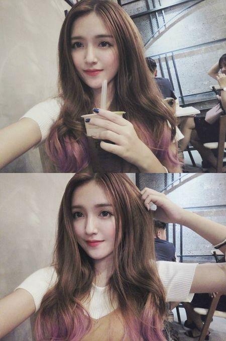 Hotgirl Sai Thanh bi nham la sao Han vi qua xinh xan, ngot ngao - Anh 9