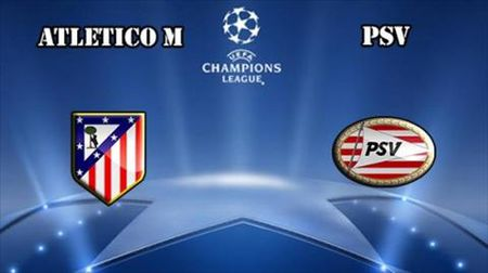 PSV Eindhoven vs Atletico Madrid 01h45 ngay 14/9 (Champions League 2016/17) - Anh 1