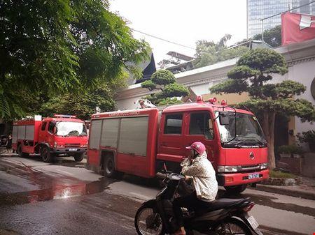 Chay ngun ngut tai quan cafe tren pho Phan Ke Binh - Anh 2