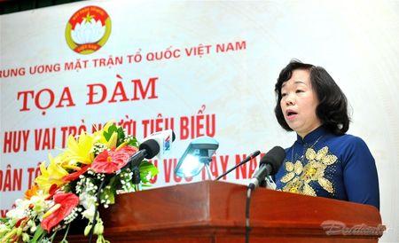 Chi dong bao dan toc moi lam tot cong tac van dong nguoi dan toc - Anh 6
