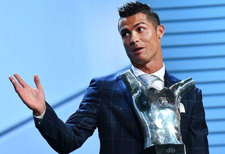 Bong da the gioi day song vi Ronaldo - Messi - Anh 3