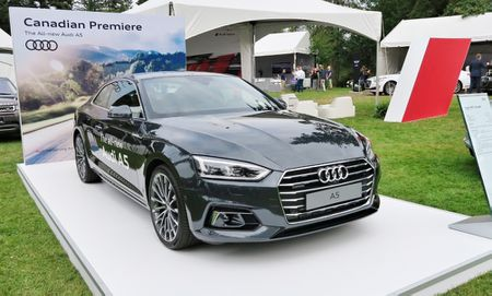 Anh thuc te Audi A5 Coupe 2017 hoan toan moi - Anh 5
