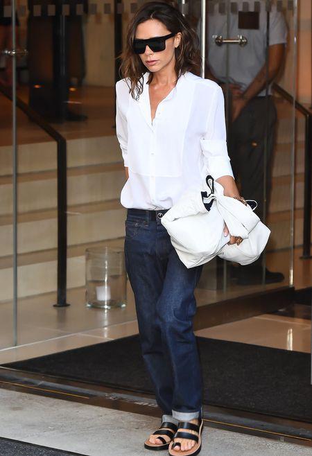 Victoria Beckham gay an tuong voi thoi trang dep bet - Anh 1