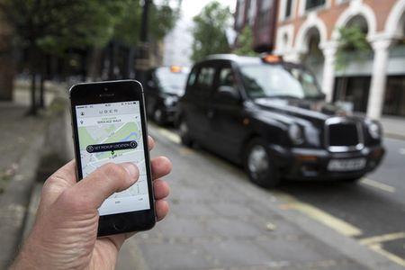 Hua nop thue dung, Uber muon duoc cong nhan chinh thuc - Anh 1