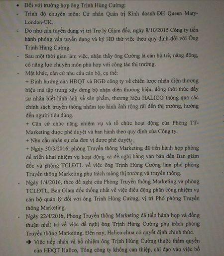 Habeco tran tinh viec bo nhiem con ong Trinh Xuan Thanh - Anh 1