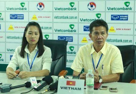 HLV U19 Viet Nam trach cac hoc tro de lot luoi - Anh 1