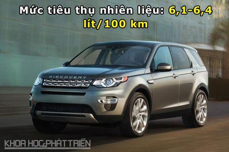 Top 10 xe SUV tiet kiem nhien lieu nhat the gioi - Anh 10