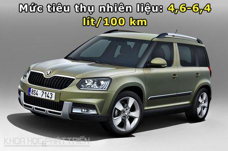 Top 10 xe SUV tiet kiem nhien lieu nhat the gioi - Anh 5