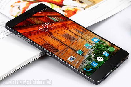Smartphone vien man hinh sieu mong, RAM 4 GB, gia gan 5 trieu - Anh 17
