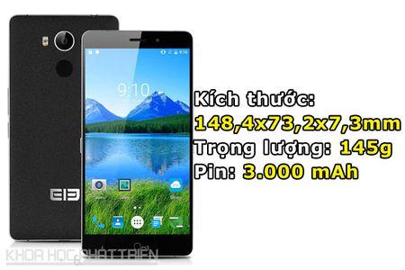Smartphone vien man hinh sieu mong, RAM 4 GB, gia gan 5 trieu - Anh 3