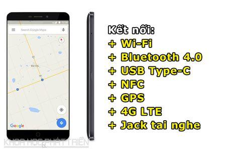 Smartphone vien man hinh sieu mong, RAM 4 GB, gia gan 5 trieu - Anh 4