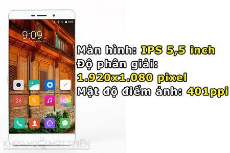 Smartphone vien man hinh sieu mong, RAM 4 GB, gia gan 5 trieu - Anh 5