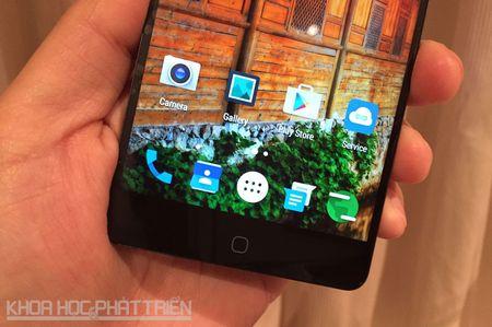 Smartphone vien man hinh sieu mong, RAM 4 GB, gia gan 5 trieu - Anh 9
