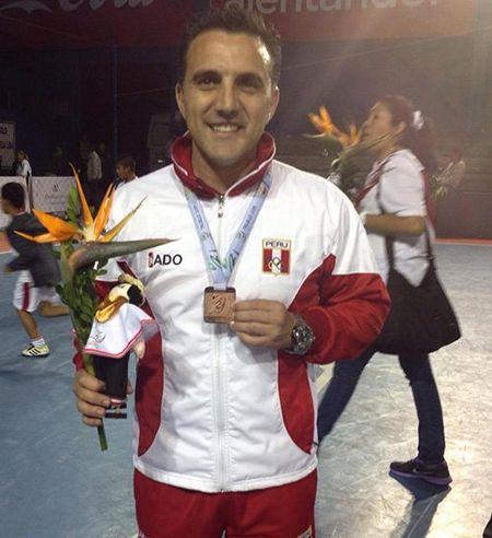 Bau Tu, Bruno Garcia va co tich Futsal Viet Nam - Anh 1