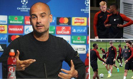 Pep: 'Man City chua du luc vo dich Champions League' - Anh 1