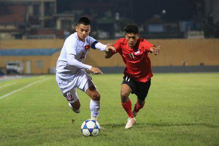 U19 Viet Nam vs U19 Dong Timor: Menh lenh phai thang - Anh 1