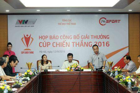 Cup Chien thang 2016: Hoang Xuan Vinh duoc nhan 3 de cu - Anh 1