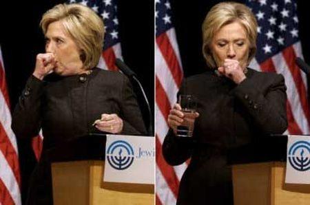 Tuyen bo soc cua vo chong Clinton - Anh 1