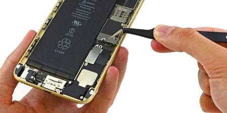 Pin iPhone 7, 7 Plus khung den dau? - Anh 1
