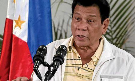 Tong thong Philippines: 'Quan doi My phai roi di' - Anh 1