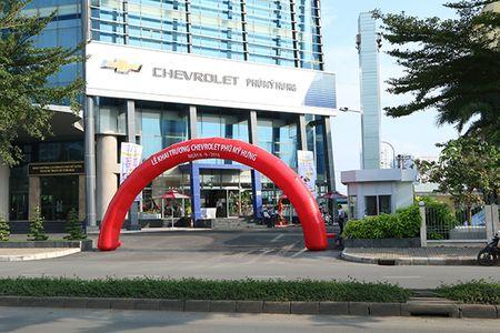 Khai truong Chevrolet Phu My Hung - Anh 2