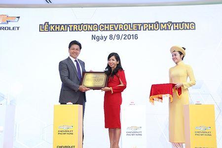Khai truong Chevrolet Phu My Hung - Anh 3
