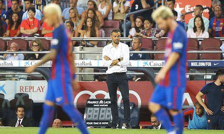 Tu La Liga den Champions League: Barca va van de Luis Enrique - Anh 1