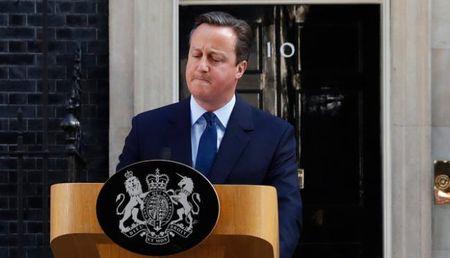 Viec ma cuu Thu tuong Anh David Cameron muon lam dau tien sau khi rut lui khoi chinh truong - Anh 1