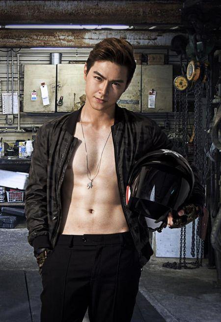 Trang tay tai The Face, Chung Huyen Thanh van may man tim duoc 'soai ca' - Anh 4