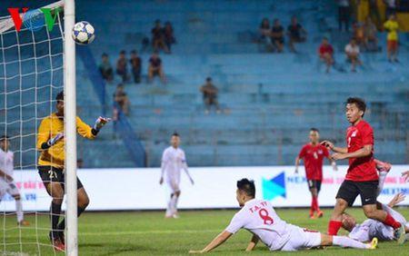 Lich thi dau bong da hom nay 13/9: U19 Viet Nam do suc U19 Dong Timor - Anh 1