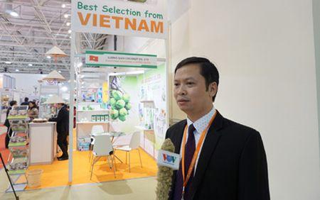 Viet Nam tham gia Trien lam Quoc te Hang thuc pham Moscow - Anh 1