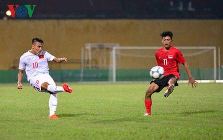 19h hom nay U19 Viet Nam – U19 Dong Timor: Khong thang la nguy hiem! - Anh 1
