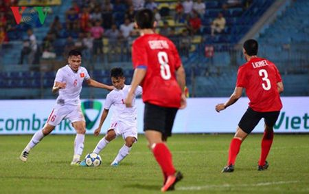 19h hom nay U19 Viet Nam – U19 Dong Timor: Khong thang la nguy hiem! - Anh 2