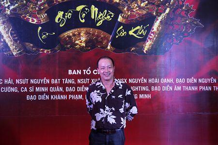 Nghe si Viet tu hop trong ngay le gio To nghe san khau 2016 - Anh 2