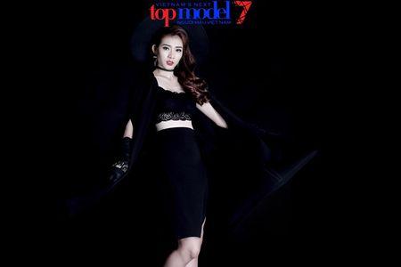Dung chan tai Top Model, Kim Nha tung anh day phong cach va ca tinh - Anh 5