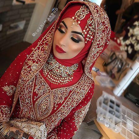 Me man khan trum dau Hijab tuyet dep cua co dau Hoi giao - Anh 10