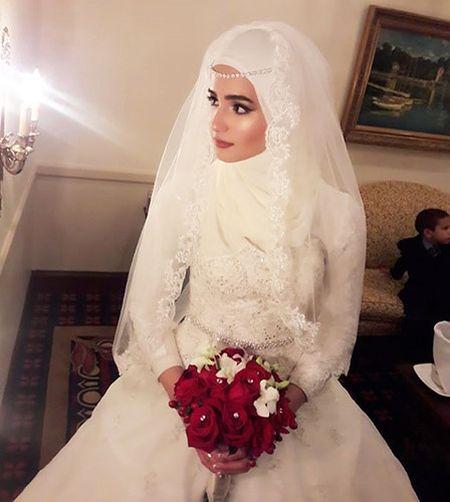 Me man khan trum dau Hijab tuyet dep cua co dau Hoi giao - Anh 11