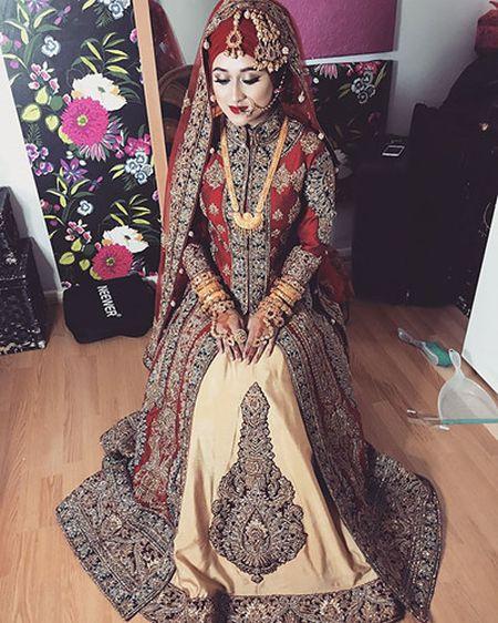 Me man khan trum dau Hijab tuyet dep cua co dau Hoi giao - Anh 12